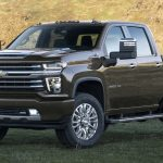 Just Like The Sierra, The 2020 Chevrolet Silverado HD Starts Cheaper Than The 2019 Model